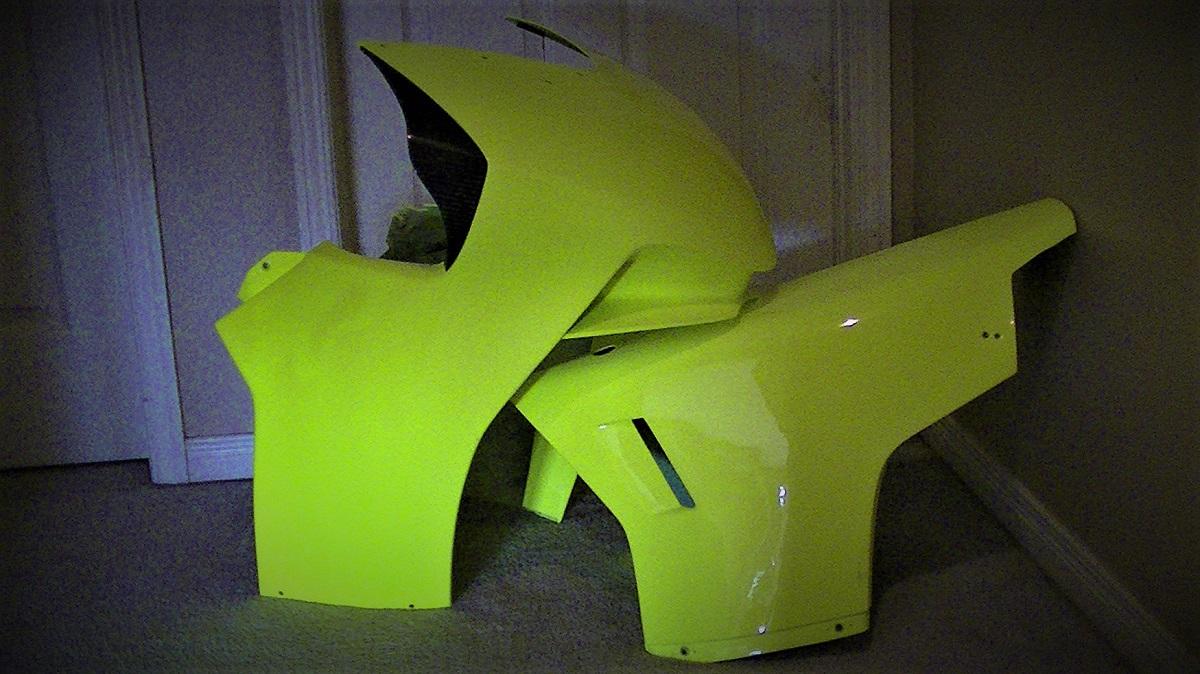 KTM - SquidSkins.com Custom Made Fibreglass Bodies for KTM bikes.